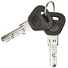 Red Cycling Products High Secure Cable Lock II Cykellås Ø12mm sort